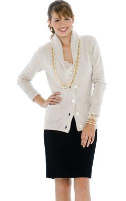 Jessica Cashmere Sweater