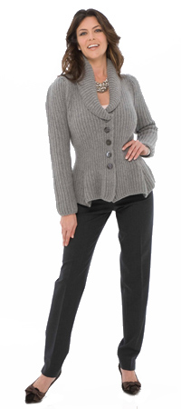 Callie Cashmere Sweater