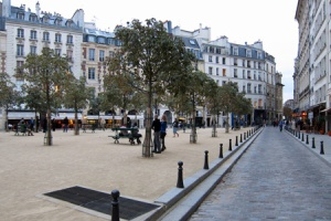Paris Place Dauphine