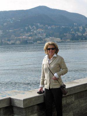 Rita- Lake Como Italy